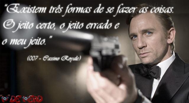 elenco de 007 casino royale